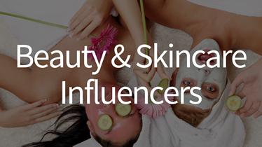 Beauty & Skincare Influencers   LivingReports
